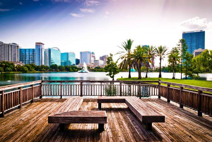 fly en drive Orlando