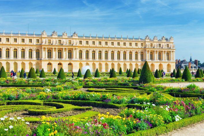Het paleis Versaille Parijs