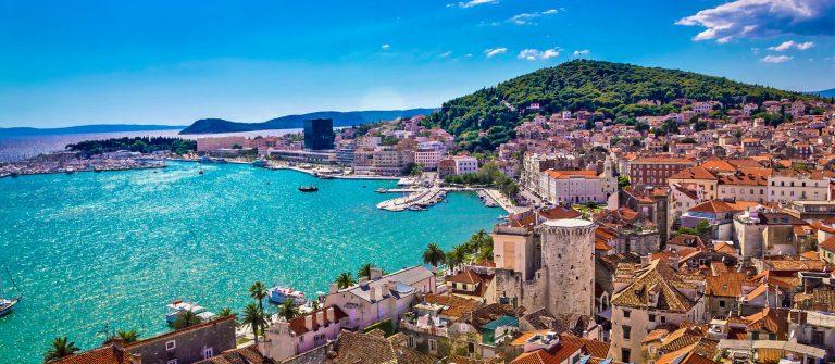 5 sterren hotel Split Kroatie
