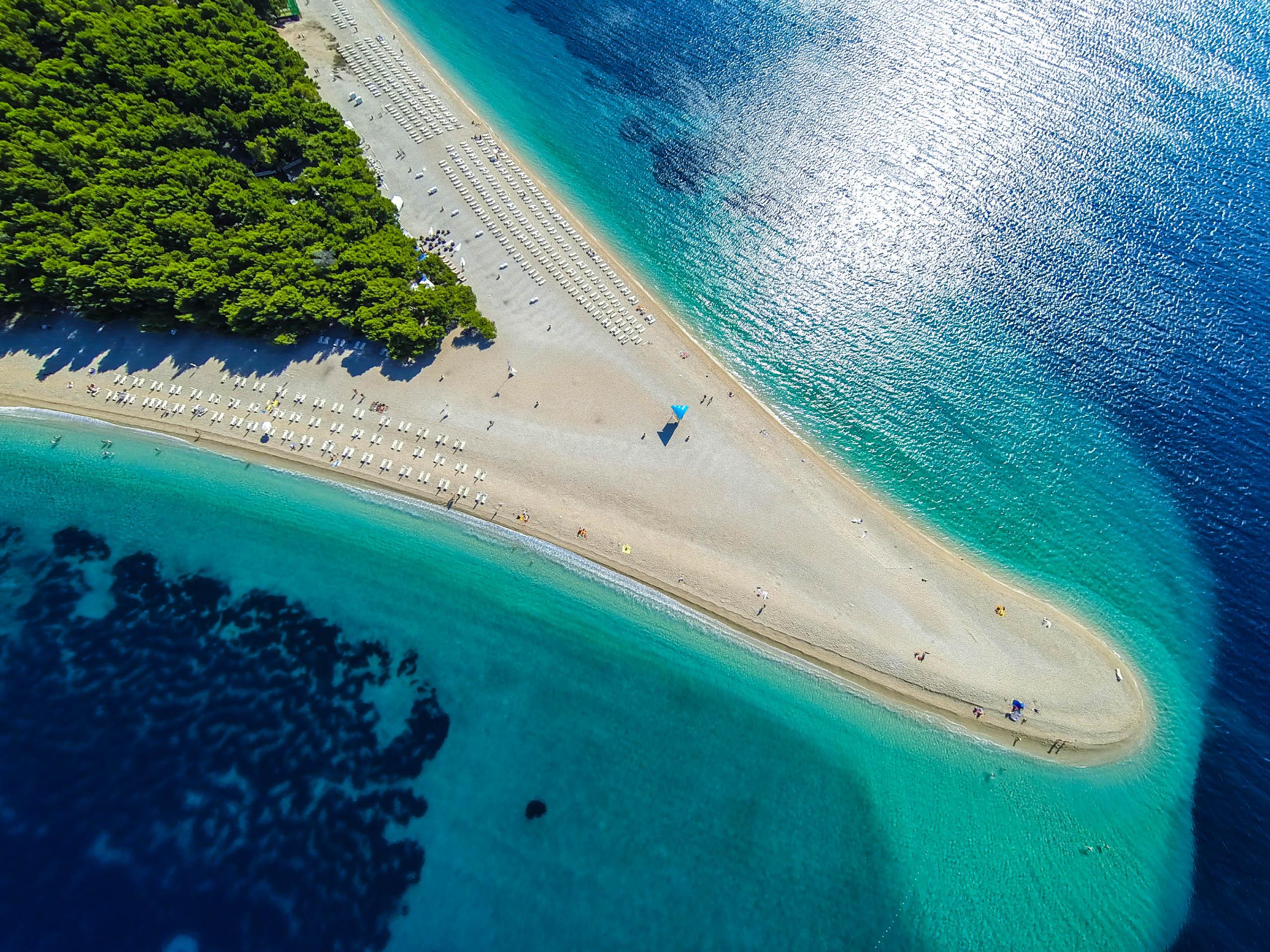 Het Kroatische Eiland Brac Holidayguru Nl