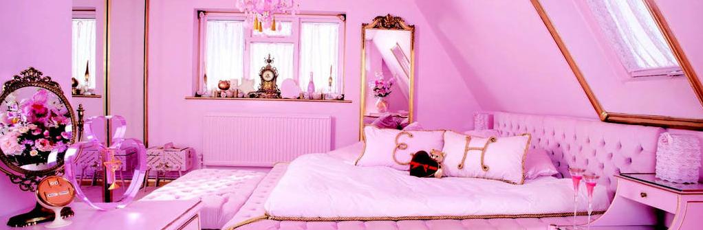 overnacht in een barbie huis