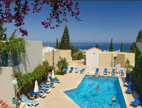 appartement Kreta Iokasti villa