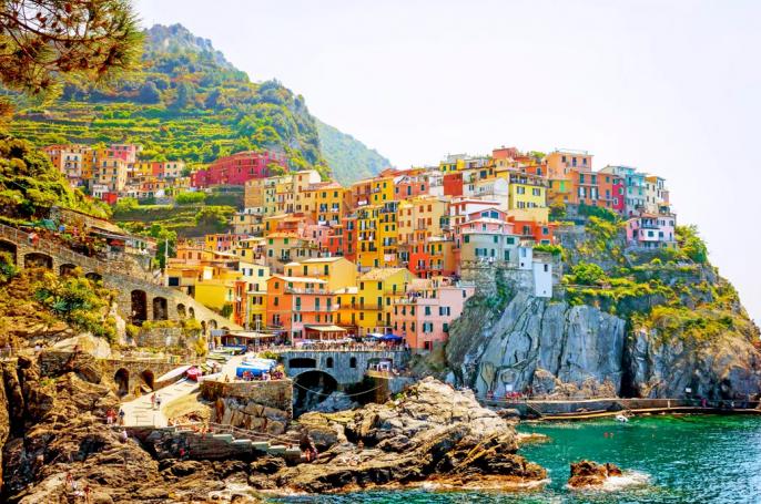 fly drive Italie