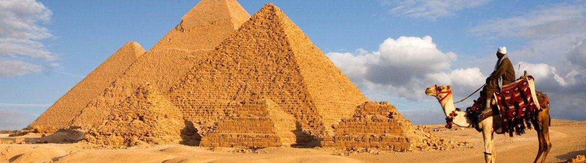 Reizen naar Egypte