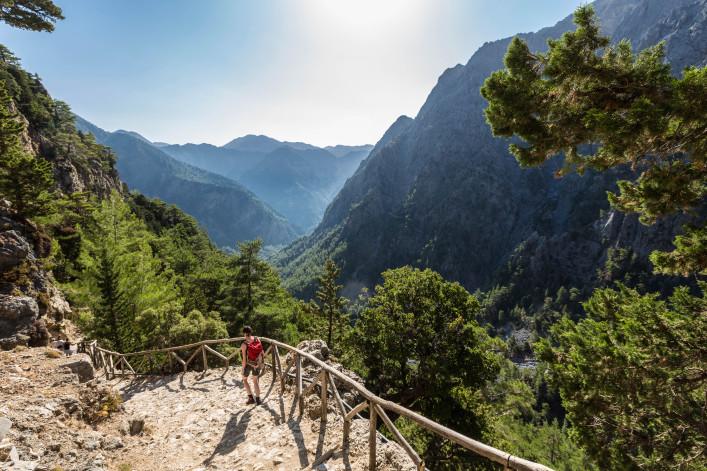 Kreta tips huurauto, Samariakloof