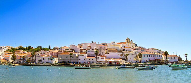 De Algarve van Portugal