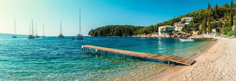 last minute vakantie Corfu