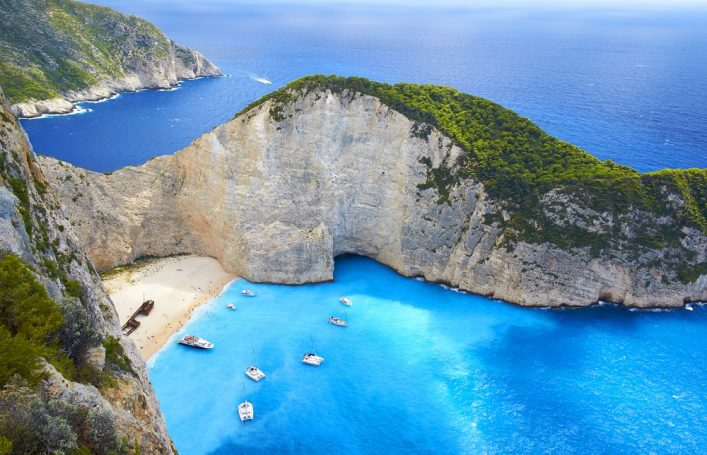 Zakynthos tips Shipwreck Beach