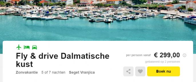 Dalmatie 2999