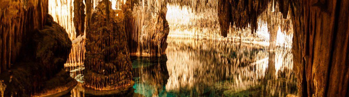 Grotten van Drach op Mallorca