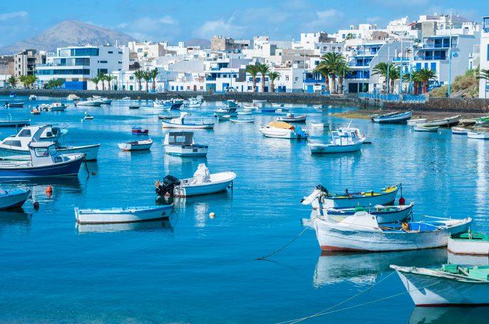 vakantie Lanzarote