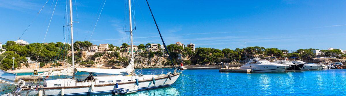 Majorca Porto Cristo marina port Manacor Mallorca