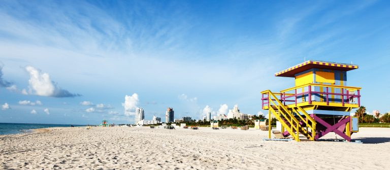 vakantie Miami Beach