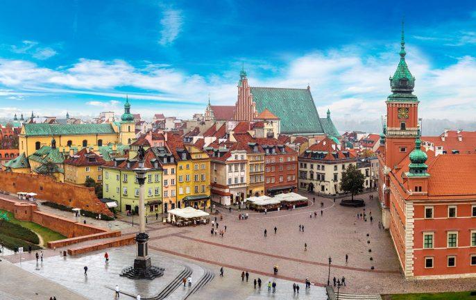 hotel in Warschau