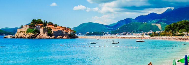 vakantie Montenegro