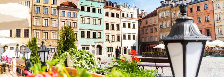 hotel Warschau