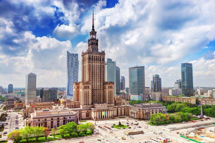 Ibis hotel Warschau