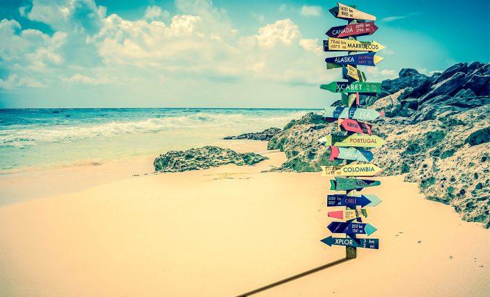 waarom reizen