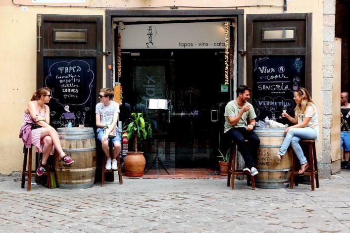 bastaix in barcelona