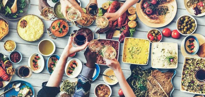 dineren rond el gouna