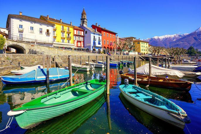vakantie Lago Maggiore