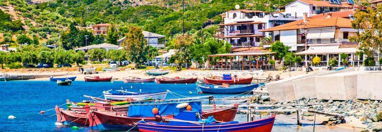 vakantie Chalkidiki