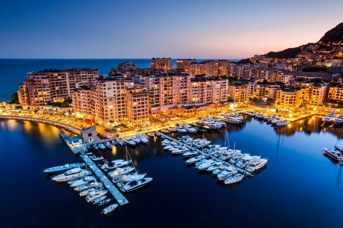 Monaco bezienswaardigheden