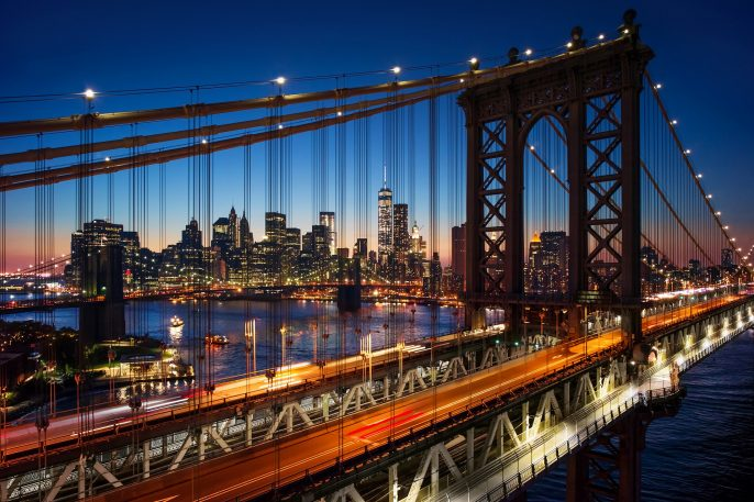 stedentrip New York City Theater District