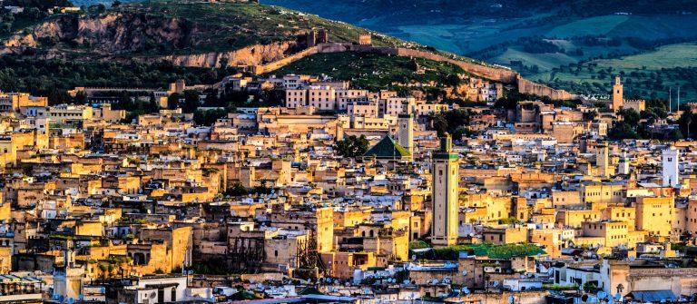 vakantie Marokko