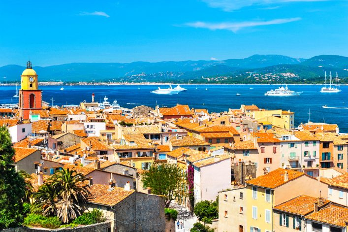 Saint Tropez bezienswaardigheden