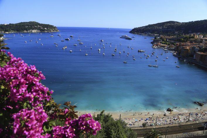 mooiste stranden Frankrijk St. Tropez