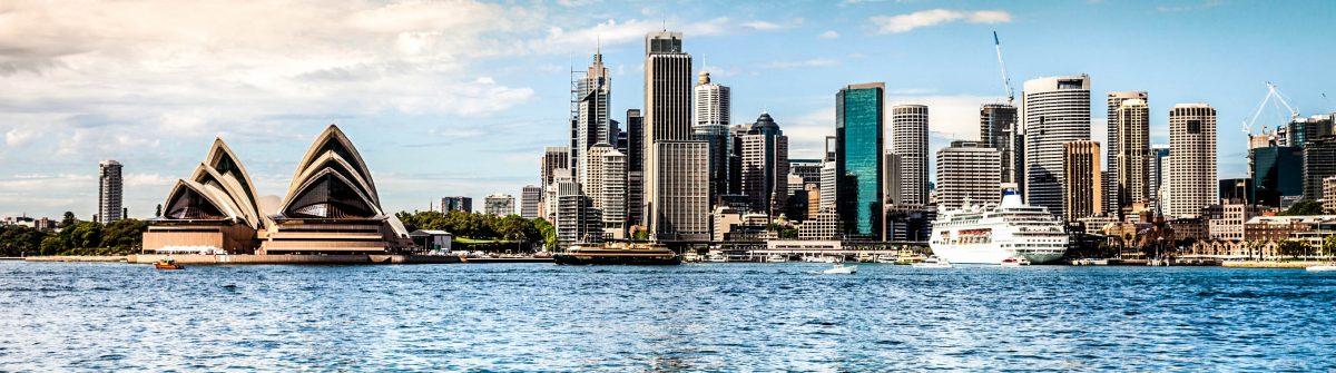 Wereldreis Australie