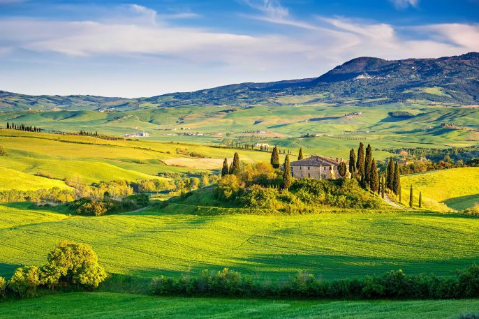 vakantie Toscane agriturismo