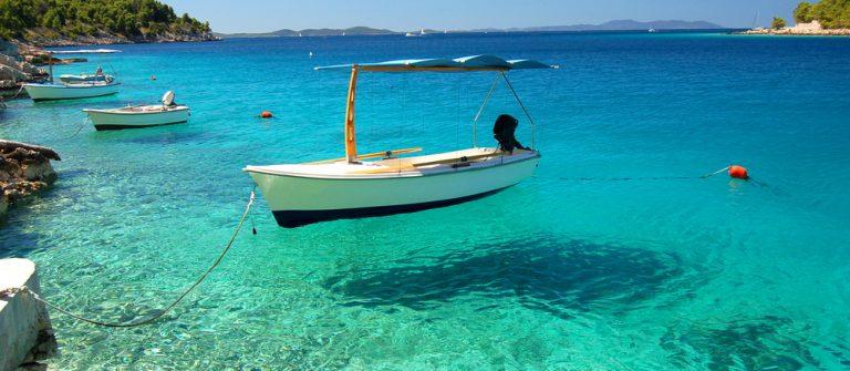 vakantie kroatie