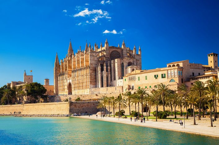 winter in Palma de Mallorca