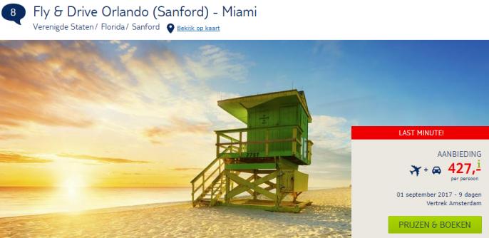 fly en drive Florida