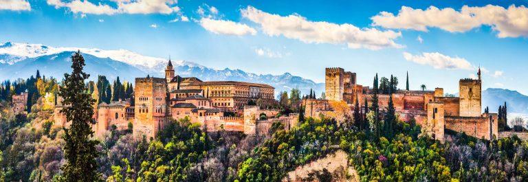rondreis Andalusie huurauto Malaga