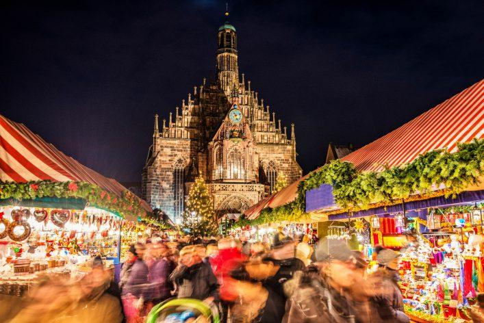 kerstmarkt Neurenberg