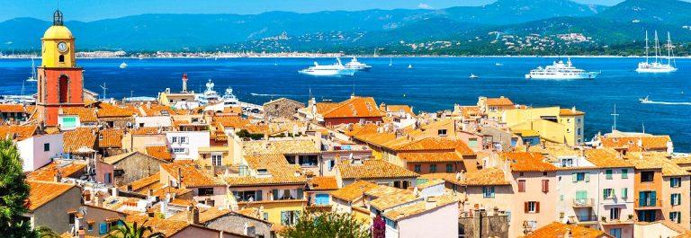 vakantie St Tropez