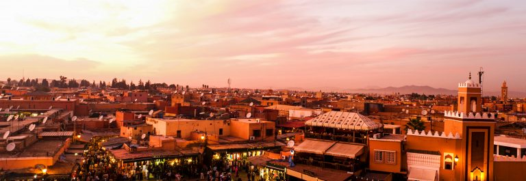 vakantie marrakech
