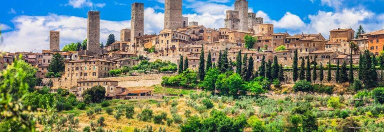 vakantie Toscane