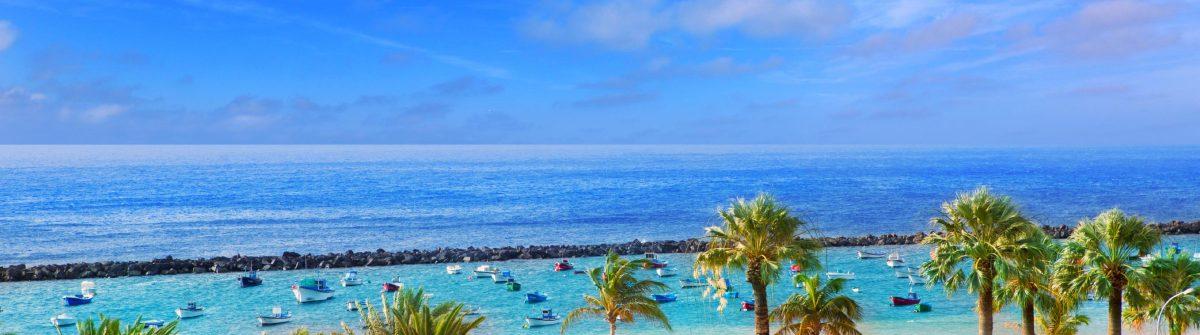 hotel Tenerife aan zee