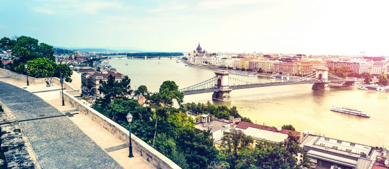 stedentrip Budapest