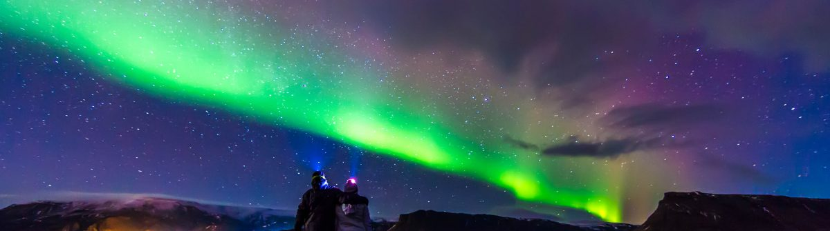 Noorderlicht zien
