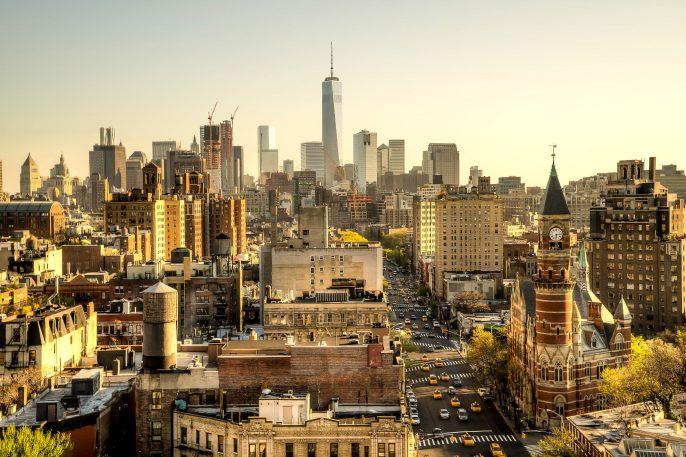 stedentrip New York aanbieding