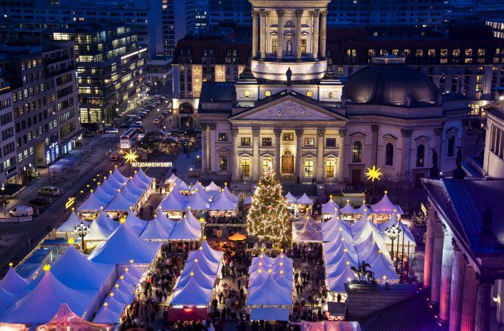 kerstshoppen Berlijn
