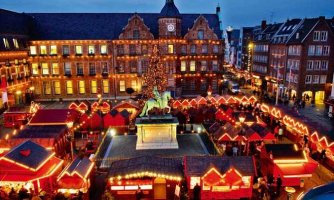 kerstmarkt dusseldorf bus