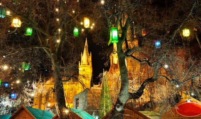 busreis dusseldorf kerst