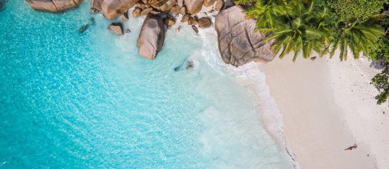 vliegtickets Seychellen