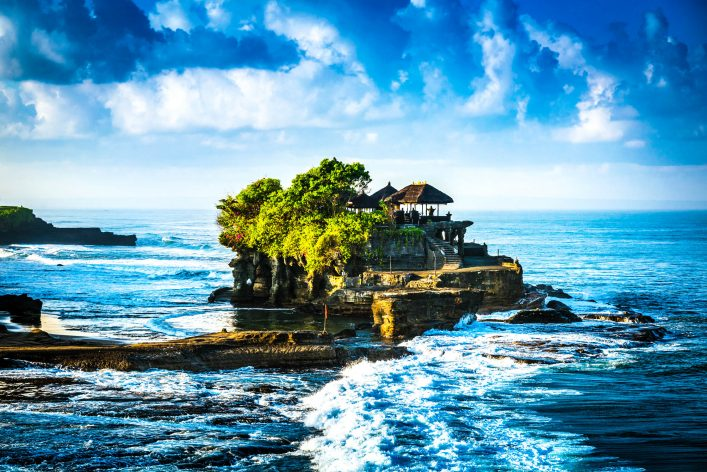 Mooiste tempels Bali Tanah Lot
